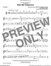 Cover icon of Into The Unknown (from Disney's Frozen 2) (arr. Roger Emerson) (complete set of parts) sheet music for orchestra/band by Idina Menzel and AURORA, Aurora, Idina Menzel, Kristen Anderson-Lopez, Panic! At The Disco, Robert Lopez and Roger Emerson, intermediate skill level