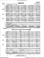 Cover icon of Fidgets (arr. Rusty Dedrick) (COMPLETE) sheet music for jazz band by Eugene Brusiloff and Rusty Dedrick, intermediate skill level
