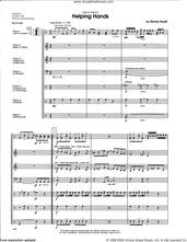 Cover icon of Helping Hands (COMPLETE) sheet music for percussions by Houllif, intermediate skill level