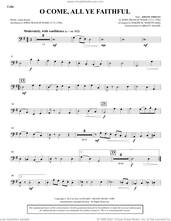 Cover icon of Carols for Choir and Congregation sheet music for orchestra/band (cello) by Joseph M. Martin, intermediate skill level