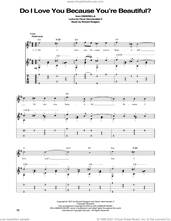 Cover icon of Do I Love You Because You're Beautiful? (from Cinderella) sheet music for guitar solo by Rodgers & Hammerstein, Tony Martin, Vic Damone, Oscar II Hammerstein and Richard Rodgers, intermediate skill level