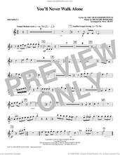 Cover icon of You'll Never Walk Alone (from Carousel) (arr. Mac Huff) (complete set of parts) sheet music for orchestra/band by Rodgers & Hammerstein, Mac Huff, Oscar II Hammerstein and Richard Rodgers, intermediate skill level