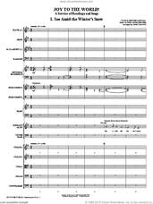 Cover icon of Joy To The World (COMPLETE) sheet music for orchestra/band (chamber ensemble) by John Leavitt and Miscellaneous, intermediate skill level
