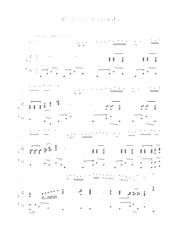 Bolada de Aficionado sheet music for violin and piano by Angel Villoldo, classical score, easy/intermediate skill level