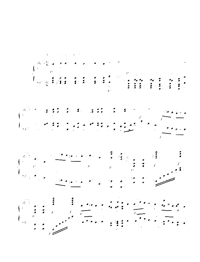Ballade No. 1 in D major sheet music for piano solo by Stephen Heller, classical score, intermediate/advanced skill level