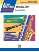Skye Boat Song for concert band (full score) - beginner concert band sheet music