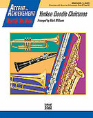 Cover icon of Yankee Doodle Christmas (COMPLETE) sheet music for concert band by Mark Williams, easy skill level