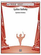 Cover icon of Lydian Lullaby (COMPLETE) sheet music for concert band by Robert Sheldon, beginner skill level