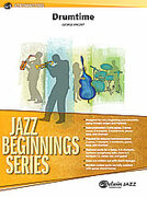 Cover icon of Drumtime sheet music for jazz band (full score) by George Vincent, beginner skill level