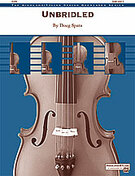 Cover icon of Unbridled (COMPLETE) sheet music for string orchestra by Doug Spata, easy/intermediate skill level