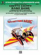 Cover icon of Chitty Chitty Bang Bang sheet music for string orchestra (full score) by Richard M. Sherman and Robert B. Sherman, easy/intermediate skill level