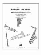 Cover icon of Hallelujah I Love Her So sheet music for Choral Pax (full score) by Ray Charles and Alan Billingsley, easy/intermediate skill level