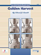 Cover icon of Golden Harvest (COMPLETE) sheet music for string orchestra by Edmund J. Siennicki, easy skill level