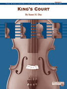 Cover icon of King's Court (COMPLETE) sheet music for string orchestra by Susan H. Day, easy skill level