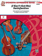 Cover icon of (I Can't Get No) Satisfaction (COMPLETE) sheet music for string orchestra by Mick Jagger and The Rolling Stones, easy skill level