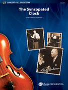 Cover icon of The Syncopated Clock (COMPLETE) sheet music for full orchestra by Leroy Anderson, intermediate skill level
