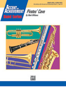 Cover icon of Pirates' Cave (COMPLETE) sheet music for concert band by Mark Williams, beginner skill level