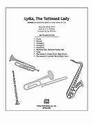 Cover icon of Lydia, the Tattooed Lady (COMPLETE) sheet music for Choral Pax by Harold Arlen, E.Y. Harburg and Jay Althouse, easy/intermediate skill level