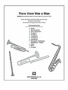 Cover icon of There Once Was a Man sheet music for Choral Pax (full score) by Richard Adler and Jerry Ross, easy/intermediate skill level
