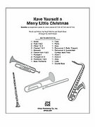 Cover icon of Have Yourself a Merry Little Christmas sheet music for Choral Pax (full score) by Hugh Martin, Ralph Blane and Mark Hayes, classical score, easy/intermediate skill level