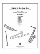 Gloria in Excelsis Deo (COMPLETE) for Choral Pax - christmas latin sheet music