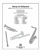 Cover icon of Hooray for Hollywood (COMPLETE) sheet music for Choral Pax by Richard A. Whiting and Johnny Mercer, easy/intermediate skill level