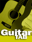 Cover icon of Fade sheet music for guitar solo (tablature) by Aaron Lewis and Staind, easy/intermediate guitar (tablature)