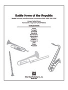 Cover icon of Battle Hymn of the Republic (COMPLETE) sheet music for Choral Pax by Anonymous and Jay Althouse, easy/intermediate skill level