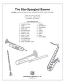 Cover icon of The Star-Spangled Banner sheet music for Choral Pax (full score) by John Stafford Smith, Francis Scott Key and Mark Hayes, easy/intermediate skill level