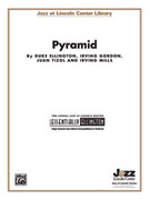 Cover icon of Pyramid sheet music for jazz band (full score) by Duke Ellington, Irving Gordon and Irving Mills, intermediate skill level