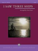 Anonymous I Saw Three Ships (complete)