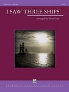 Anonymous I Saw Three Ships