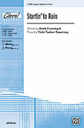 Cover icon of Startin' to Rain sheet music for choir (3-Part Mixed) by Vicki Tucker Courtney and Herb Frombach, intermediate skill level