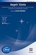Cover icon of Angels' Gloria sheet music for choir (SAB: soprano, alto, bass) by Anonymous and Laura Farnell, intermediate skill level