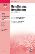Williams - Merry Christmas, Merry Christmas (from Home Alone 2) sheet music for choir (SATB ...