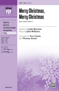 Cover icon of Merry Christmas, Merry Christmas (from Home Alone 2) sheet music for choir (SSA: soprano, alto) by John Williams, Leslie Bricusse, Tom Fettke and Thomas Grassi, intermediate skill level