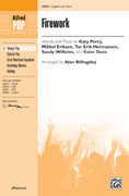 Cover icon of Firework sheet music for choir (2-Part) by Katy Perry and Ester Dean, intermediate skill level