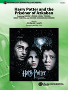 Cover icon of Harry Potter and the Prisoner of Azkaban (COMPLETE) sheet music for full orchestra by John Williams, easy skill level