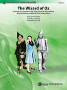 Cover icon of The Wizard of Oz (COMPLETE) sheet music for string orchestra by Harold Arlen, E.Y. Harburg and Bob Cerulli, easy/intermediate skill level