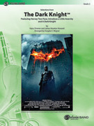 Cover icon of The Dark Knight, Selections from (COMPLETE) sheet music for concert band by Hans Zimmer, James Newton Howard and Douglas E. Wagner, easy skill level