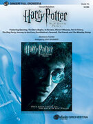 Cover icon of Harry Potter and the Half-Blood Prince, Concert Suite from (COMPLETE) sheet music for full orchestra by Nicholas Hooper, intermediate/advanced skill level