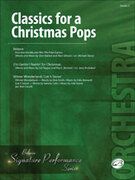 Classics for a Christmas Pops, Level 2 (COMPLETE) for string orchestra - glen ballard orchestra sheet music