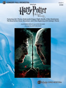Cover icon of Harry Potter and the Deathly Hallows, Part 2, Suite from (COMPLETE) sheet music for full orchestra by Alexandre Desplat and John Williams, intermediate skill level