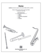 Cover icon of Home (COMPLETE) sheet music for Choral Pax by Drew Pearson, Phillip Phillips and Greg Gilpin, classical score, easy/intermediate skill level