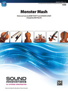 Cover icon of Monster Mash (COMPLETE) sheet music for string orchestra by Bobby Pickett, easy/intermediate skill level