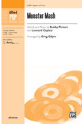 Cover icon of Monster Mash sheet music for choir (2-Part) by Bobby Pickett and Greg Gilpin, intermediate skill level