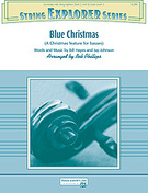 Bill Hayes Blue Christmas