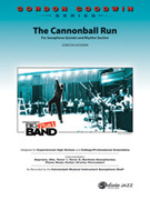 Cover icon of The Cannonball Run (COMPLETE) sheet music for jazz band by Gordon Goodwin, intermediate skill level