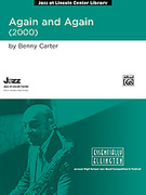 Cover icon of Again and Again (COMPLETE) sheet music for jazz band by Benny Carter, intermediate skill level