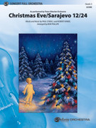 Cover icon of Christmas Eve/Sarajevo 12/24 (COMPLETE) sheet music for full orchestra by Paul O'Neill and Trans-Siberian Orchestra, intermediate skill level